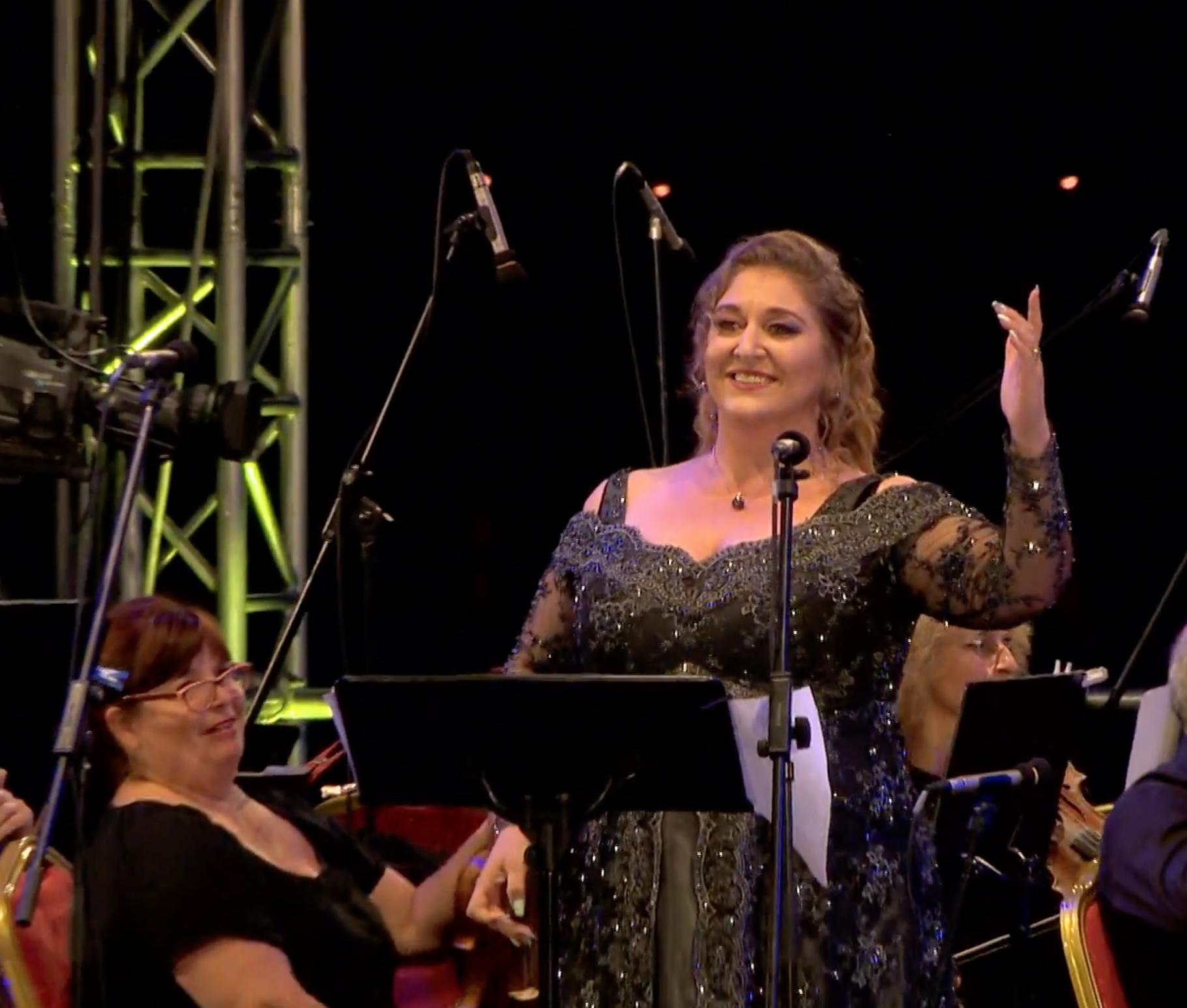 Aria of Silva - The Czardas Queen - 2017 - SOF - Gabriela Georgieva