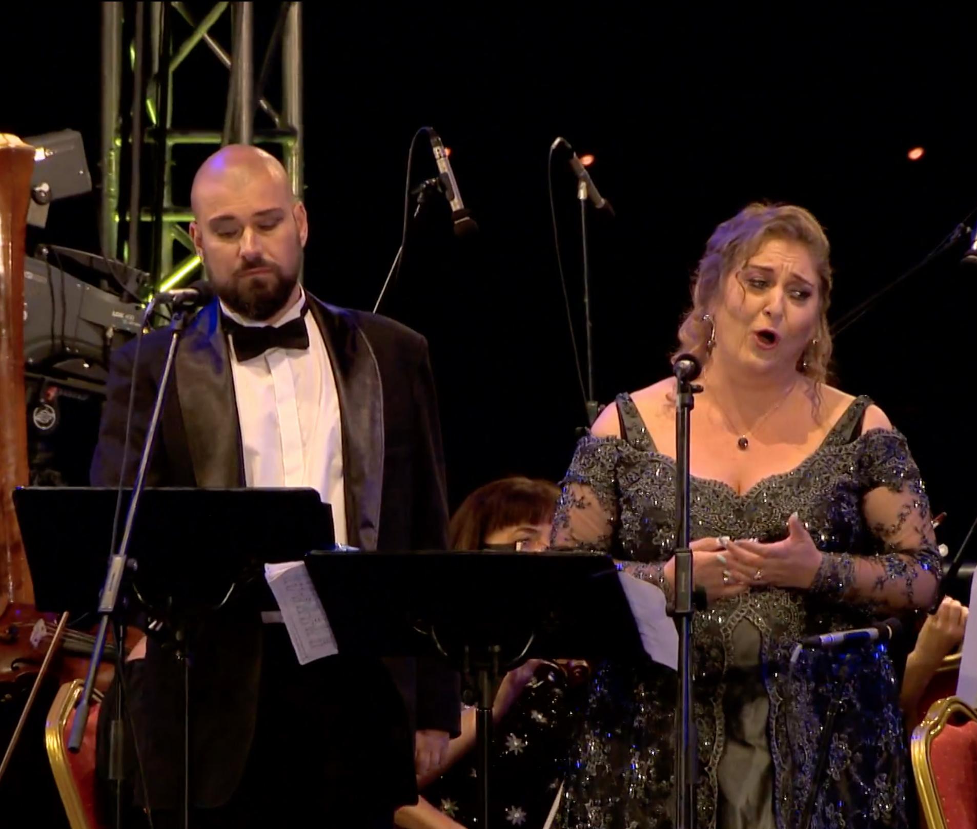 Duet of Silva and Edvin - The Czardas Queen - 2017 - SOF - Gabriela Georgieva and Ivo Yordanov