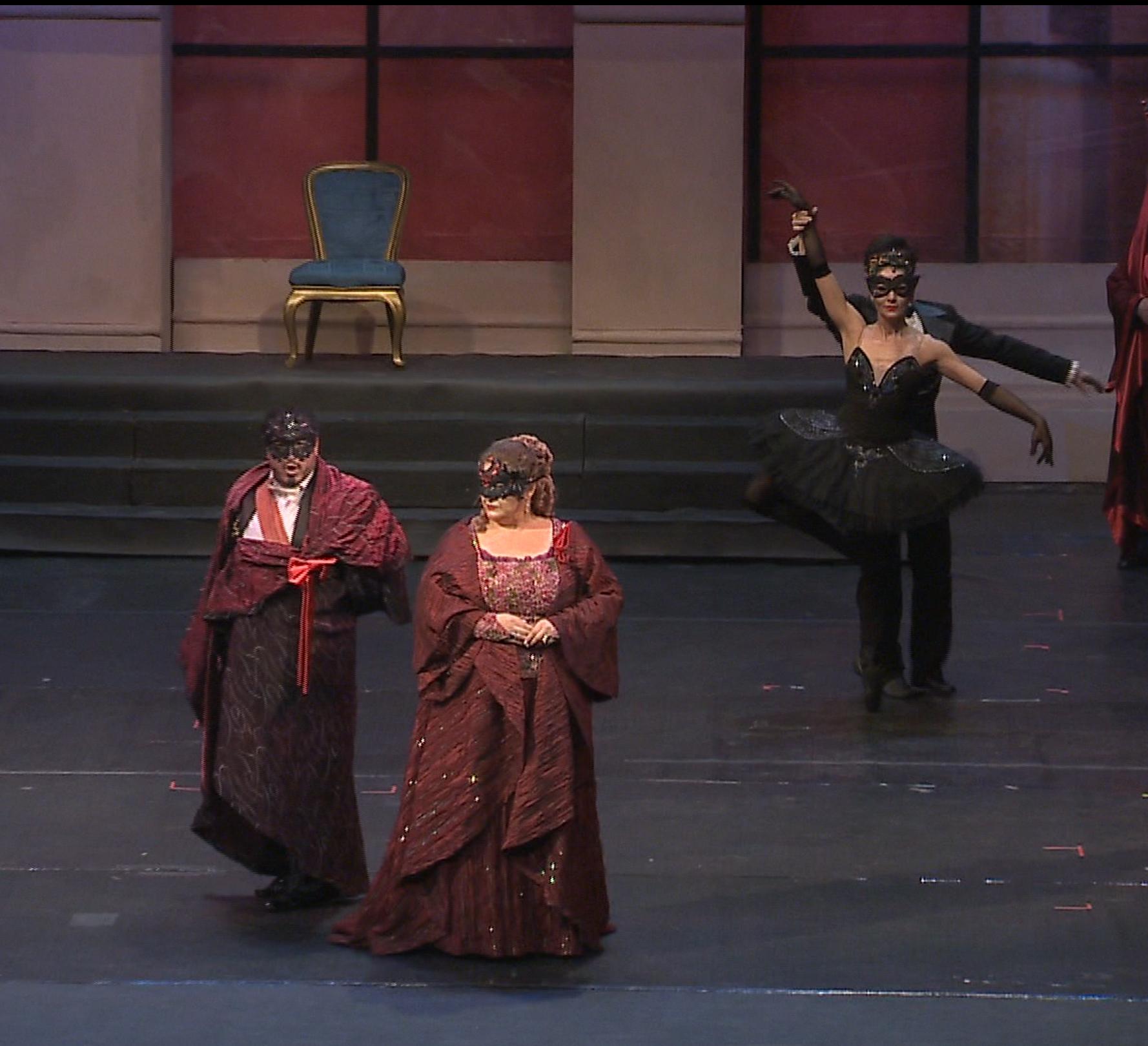 Un ballo in maschera - Duet Kamen Chanev and Gabriela Georgieva - SOF - 2017