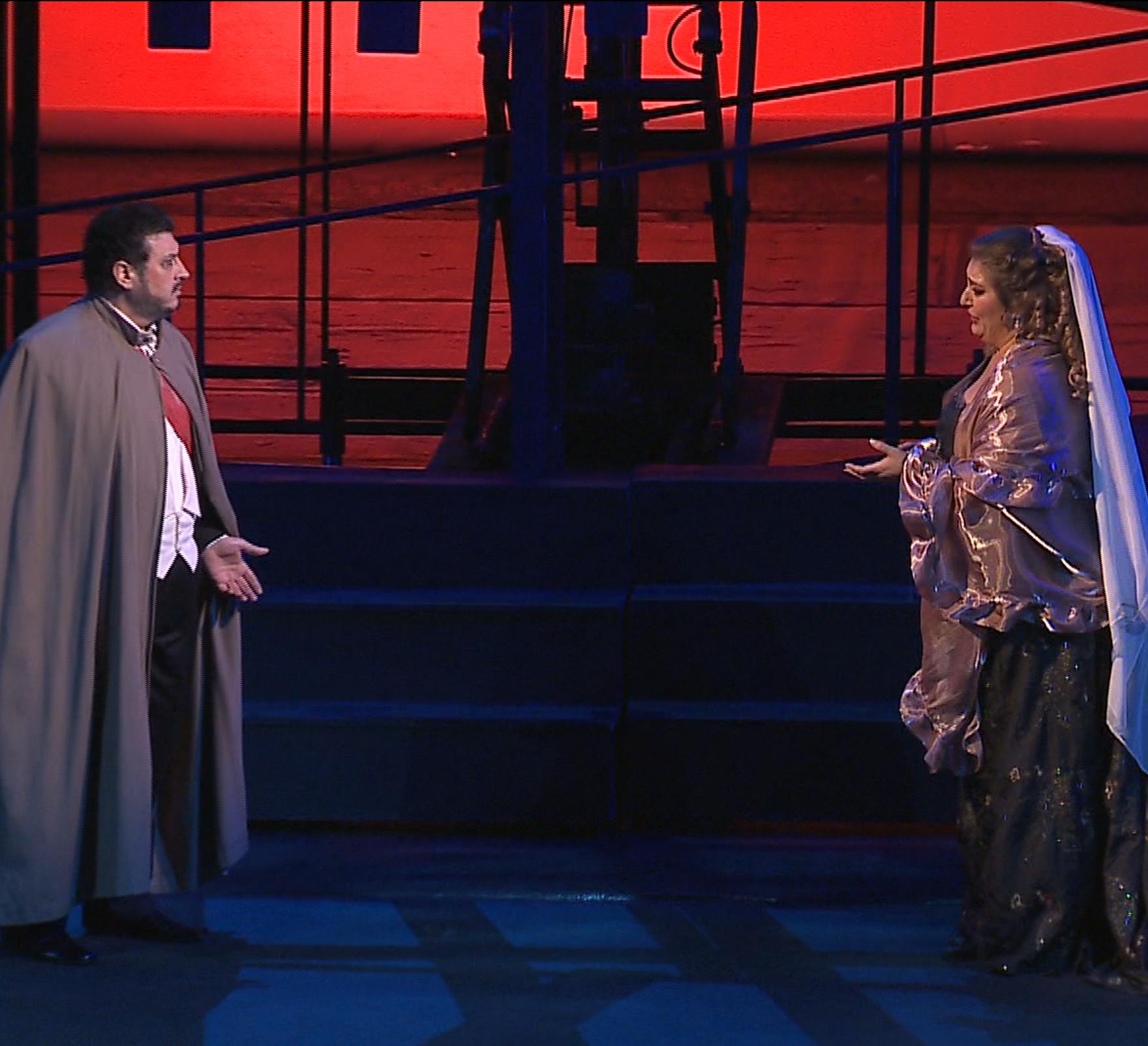 Un ballo in maschera, Act two, Duet of Amelia and Riccardo - SOF - 2017